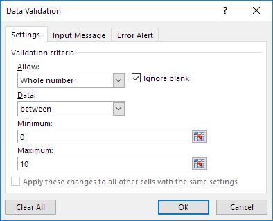 validation-criteria